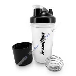 IronFlex - Premium Shaker 500ml transparent