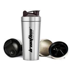 IronFlex - Steel Shaker 750ml silver