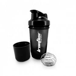 IronFlex - Premium Shaker 500ml black