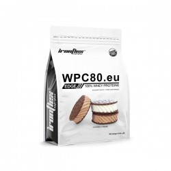 IronFlex - WPC 80eu EDGE instant 2270g Cookies Cream