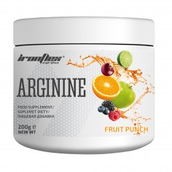 IronFlex - Arginine 200g fruit punch