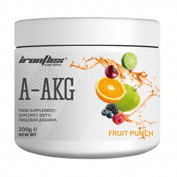 IronFlex - A-AKG 200g fruit punch