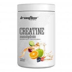 IronFlex - Creatine Monohydrate 500g fruit punch