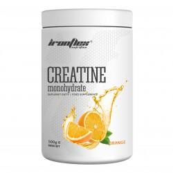 IronFlex - Creatine Monohydrate 500g orange
