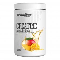 IronFlex - Creatine Monohydrate 500g mango