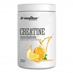 IronFlex - Creatine Monohydrate 500g lemon orange