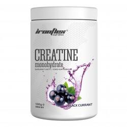 IronFlex - Creatine Monohydrate 500g blackcurrant