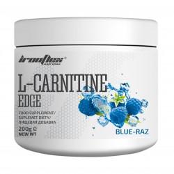 IronFlex - L-Carnitine EDGE 200g blue raspberry